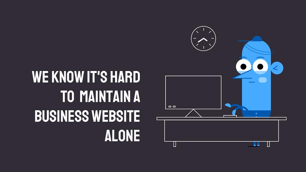 Website Maintenance and Management Services